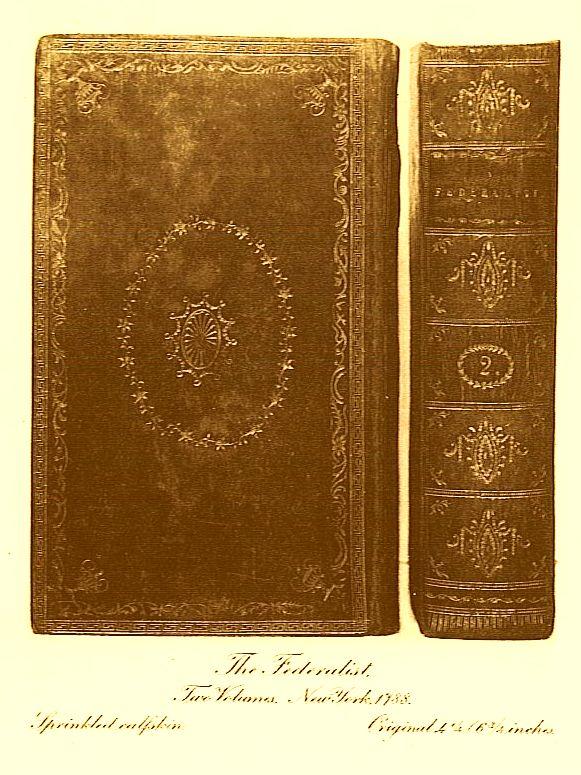 author of federalist essays