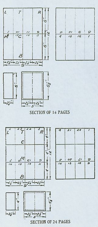 SECTION OF 16 PAGES