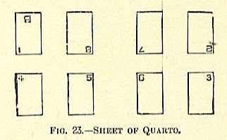 sheet of quarto