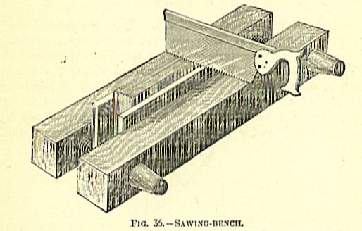 Sawing Bench