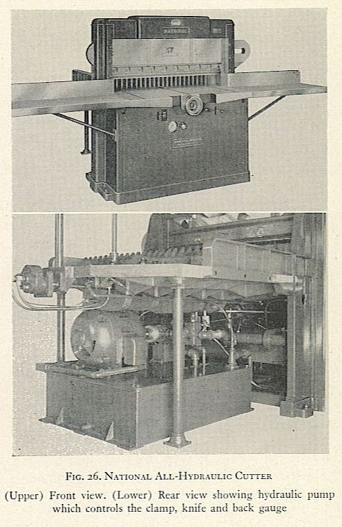 FIG. 26. NATIONAL ALL-HYDRAULIC CUTTER