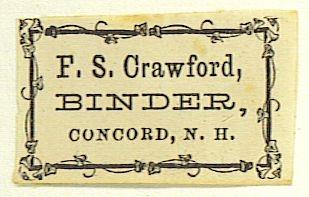 crawford bookbinder