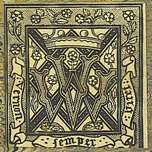 vernon bookplate