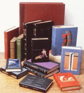 A grouping of bindings