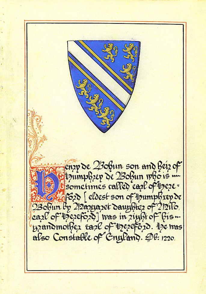 Henry de Bohun